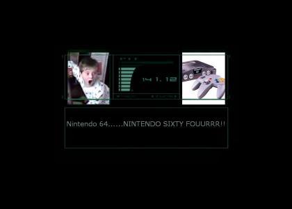 Nintendo 64 Gear Solid