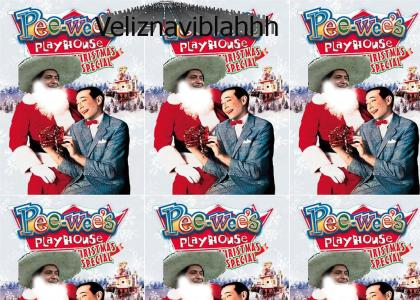 Pee Wee's Mexican Christmas!