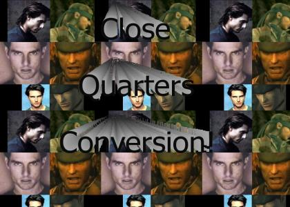 Snake in the upcoming MGS movie...
