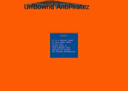 UrfBownd Antipiratez