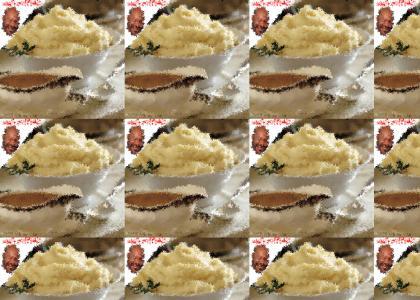 noisy potatoes
