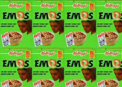EMOS - the only cereal that understands you