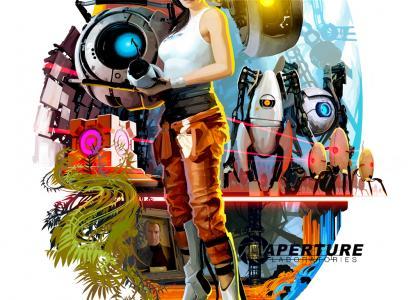 Portal 2 is FUCKING EPIC