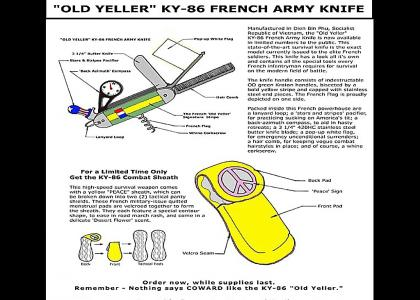 French Knife 2.1
