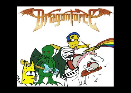 Dragonforce - The /b/and