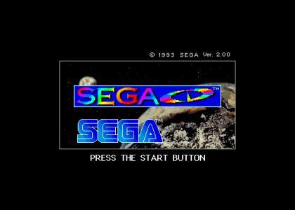 Sega CD BIOS intro (press start)