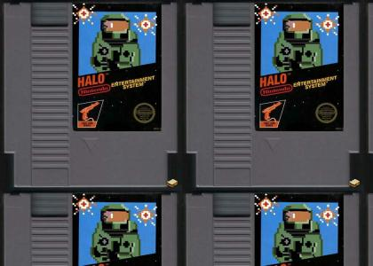 Halo - Now on NES!