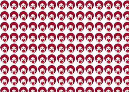 Ronald McDonald Sells Shit To Everyone