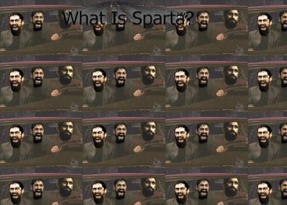What Is Sparta?