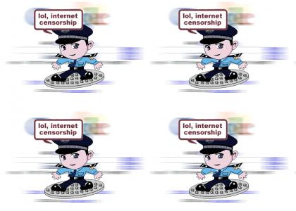 LOL, Internet Censorship