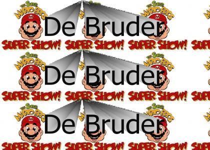Super Mario Bros Super Show - Now In German