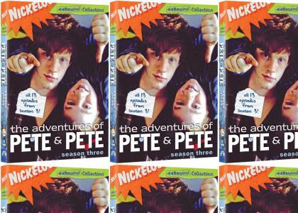 Don't Forget: The Adventures of Pete and Pete