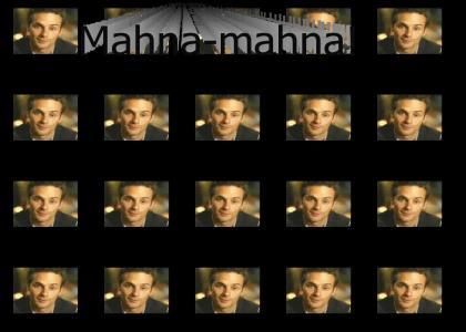 Mahna-mahna! (doo-doo-da-doo-doo) Dr. Pepper!