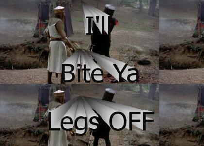Bite Ya Legs OFF
