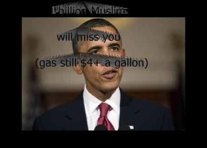 R.I.P. Obama Bin Laden