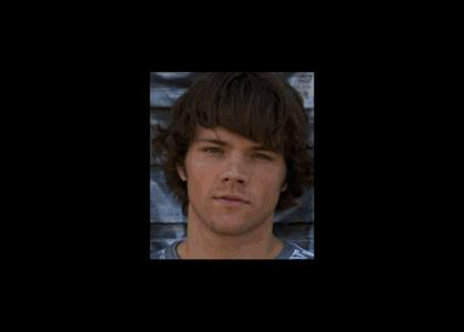 Sam Winchester Doesn't Change Facial Expressions