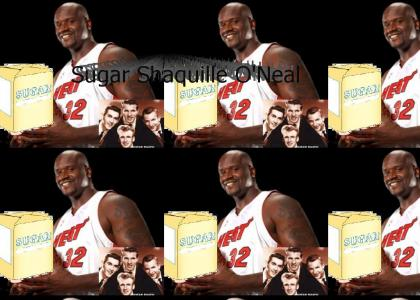Sugar Shaq