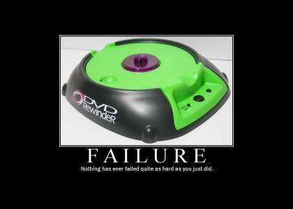 Life Lessons #1: Failure.
