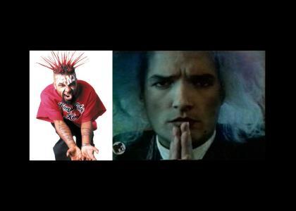 Rock me Amadeus vs. I'm a Player
