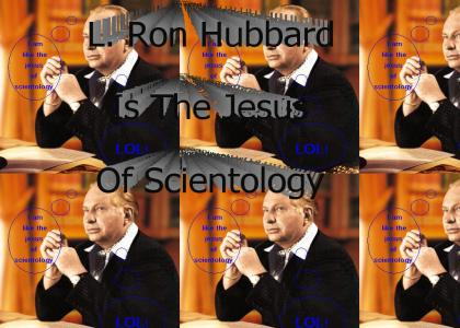 Scientology Is Strange