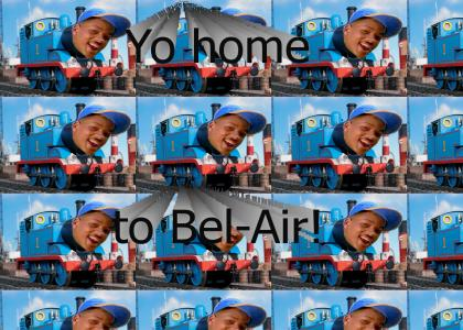 Thomas the Tank Engine Vs. Fresh Prince of Bel-Air