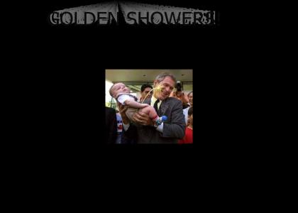 Bush's Golden Shower