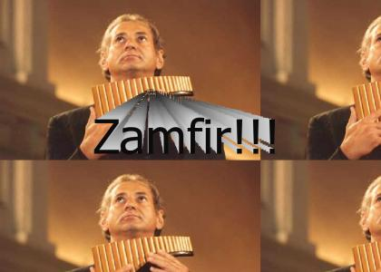 Masters of Panflute
