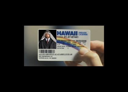 Muhammad Hassan's New License