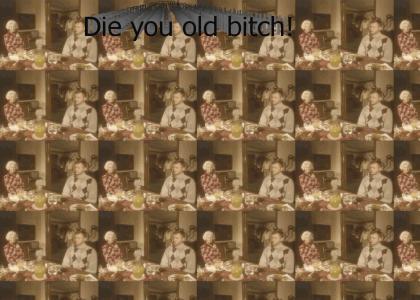 Die Grandma Die!