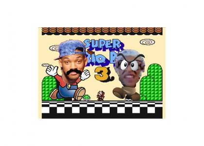 The Fresh Prince of Mushroom Kingdom