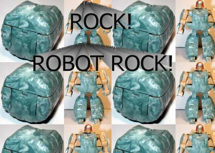Rock! Robot Rock!
