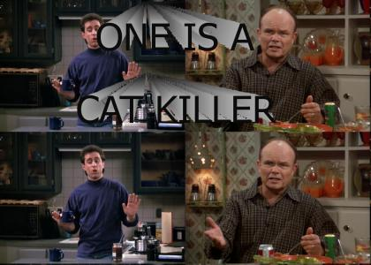 There's One Difference Between Jerry Seinfeld and Red Forman