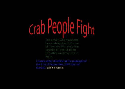 ContesTMND: Crab Battle
