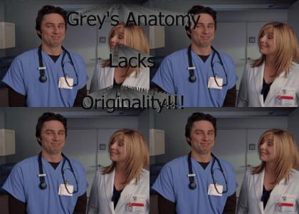Scrubs PWNS Grey's Anatomy