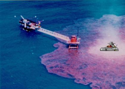 Oil Ocean Zone