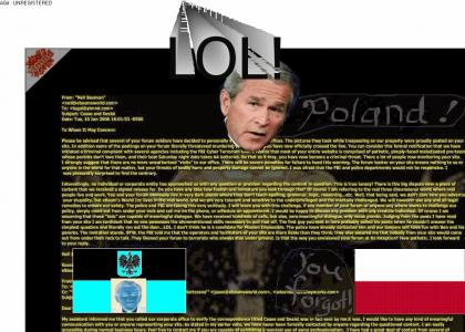 Dramatic Poland Reading.  Vote 5!