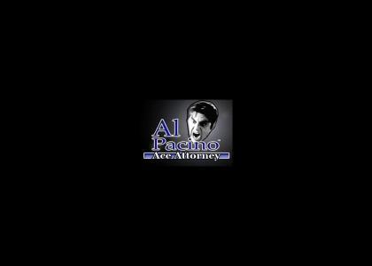 Al Pacino: Ace Attorney