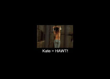 Kate is Hawt