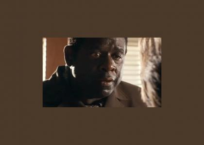 Forest Whitaker's CRAZY EYE Wrangles up some Essence