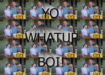 Yo Whatup Boi