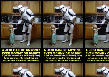 Nark a Jedi