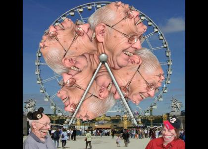 Photoshop Contest: the Disney© Ride