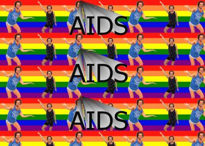 Richard Simmons Has Aids!!!!