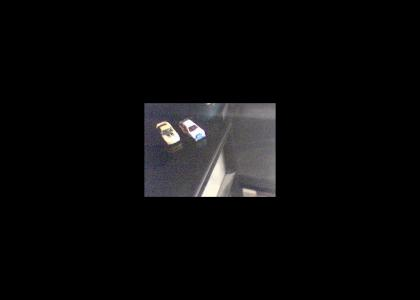Toy Car Drifting