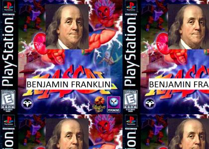 Benjamin Franklin: THE VIDEOGAME!