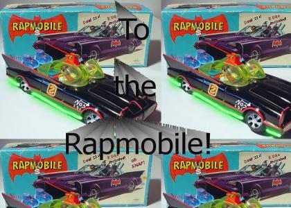 The rapmobile