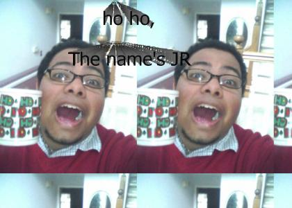 The name is JR