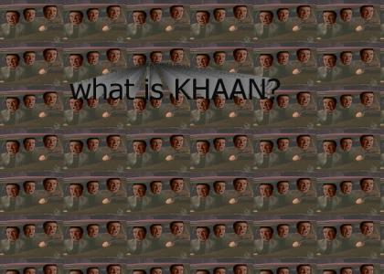 KHANtmnd: What Is Khan
