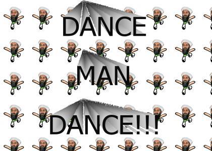 OSAMA BIN DANCIN' MUCH?!