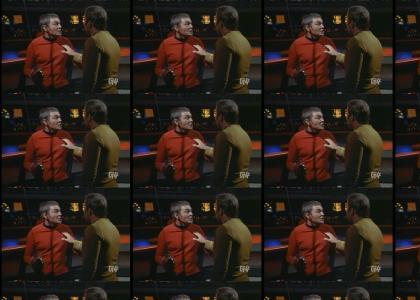 Scotty gets Star Trek cancelled